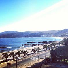 Papudo ve městě Valparaíso