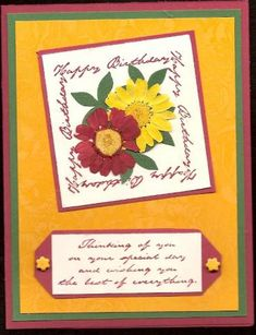 Happy Birthday Frame - Index by galleryindex - Cards and Paper Crafts at Splitcoaststampers