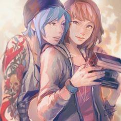 c-dra:  Max & Chloe color version