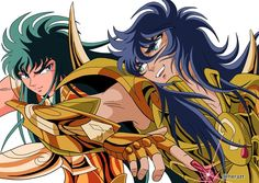 Saint seiya Fan ART : Foto