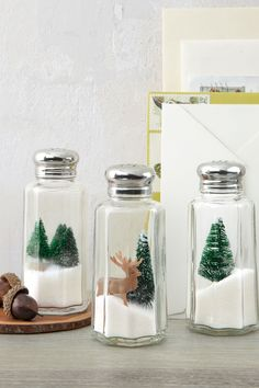 Holiday Shakers