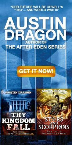 Get your After Eden books today!  #AfterEdenSeries #AfterEdenBooks #AustinDragon