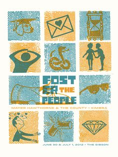 foster the people poster - Google Search