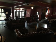 Ceremony location - Gardels Bar