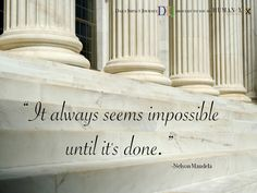 Think of a time you succeeded despite the doubts of others. Where did you draw the will to persevere?