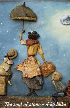 #akőlelke #papptimi #taspano #pebbles #piedras #kavicsképek #pebbleart #stoneartist #pebbleartist #stoneart #kavicsművészet #pebblepictures #rockart #kavicsművész #pebblepictures #pebblepicture #pebblepics #pebble#stone #piedras #kamene #rocks #galets Stone Art Painting, Pebble Painting, Pebble Art, Stone Crafts, Rock Crafts, Arts And Crafts, Seaside Art, Beach Art, Driftwood Sculpture