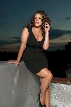 Ashley Graham Mode Rondes - Plus size fashion