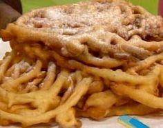 Tortafritas del embudo - Cocineros Argentinos