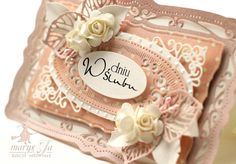 Card by MarysJa / Magic moments paper collection by P13