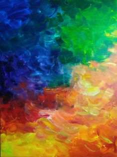 Sculptures, Colorful, Abstract, Wallpaper, Artwork, Photography, Painting, Design, Summary