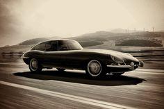 1961 Jaguar E-Type by RED3MON, via Flickr