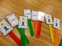 For my teacher friends Busted! A long and short vowel game! My class ADORED this game! Kindergarten Literacy, Early Literacy, Literacy Centers, Language Activities, Reading Activities, Therapy Activities, Educational Activities, Teaching Time
