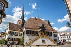 Deidesheim, Rheinland-Pfalz, Deutschland