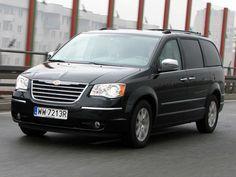 Chrysler Voyager 2013 Black