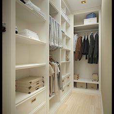 Гардеробная комната : Klassische Ankleidezimmer von Defacto studio