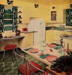 1950's retro inspiration!