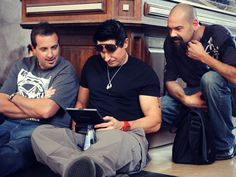 Union Station Pictures: Ghost Adventures - with billy tolley far left Ghost Adventures Funny, Ghost Adventures Zak Bagans, Hunting Shows, Ghost Hunters, Union Station, Cute Celebrities, Haunted Places, Dream Guy, Best Tv Shows