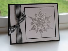 Snowflake by dpetersen - Cards and Paper Crafts at Splitcoaststampers