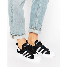 Adidas Superstar 80s PK Trainers