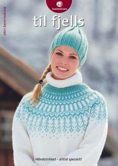 dk garn og opskrift finder du i min shop Fair Isle Knitting, Hand Knitting, Drops Cotton Light, Fair Isle Pullover, Drops Baby, Norwegian Knitting, Knit Crochet, Crochet Hats, Knit Basket