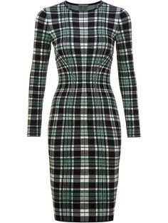 Achetez Alexander McQueen robe en tartan en Ratti from the world's best independent boutiques at farfetch.com. Shop 300 boutiques at one address.