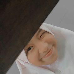 Ulzzang, Ullzang Girls, Anime Muslim, Girls Mirror, Quotes Indonesia, Hijab Chic, First Girl, Face Claims, Hijab Fashion
