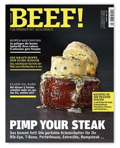 Beef, Magazin