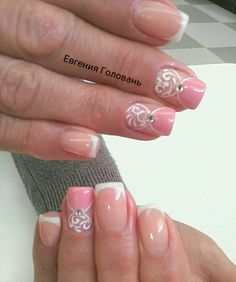 Ваш маникюр - 8 – 10,000 photos Manicure, Nails, French, Beauty, Nail Bar, Finger Nails, Ongles, French People, Nail Manicure