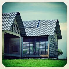 Glenn Murcutt - MARIE SHORT HOUSE Small Buildings, Small Houses, Australian Architecture, Australian Homes, Interior Architecture, Architecture Foundation, Tropical Architecture, Interior Design, Glen Murcutt