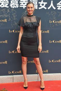 Irina Shayk Russian model.