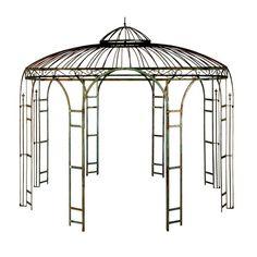 Eisen-Pavillon / Eisenpavillon / Metall-Pavillon / Gartenpavillon / Pavillon | eBay