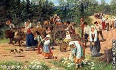"""Acadian - Cajun Genealogy, History, and Culture site. This is a great website from which to start exploring the history of the Acadians - the """"Cajuns"""" of Lousiana and other parts."""