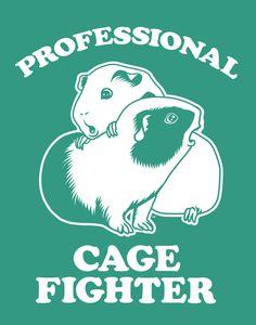 Professional Cage Fighter by ninjaink on DeviantArt