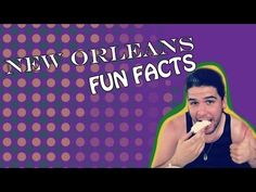 (DRUNKEN) NEW ORLEANS FUN FACTS #NOLA #NewOrleans #Drunk #Funny #vlog