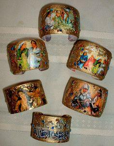 moroccan art bracelets