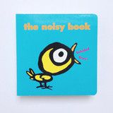 The Noisy Book - Soledad Bravi Board Book Babies Toddlers | Scout & Co