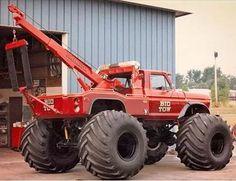 Jeep CJ7 with a big SOA lift.