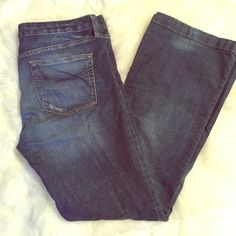 Jeans Gap jeans, dark wash. Great condition. GAP Jeans Boot Cut