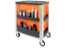Beta Tools C39 Series Aluminium Alloy 8 Drawer Roller Cabinet