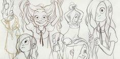 Anna Cattish - #draw #sketch
