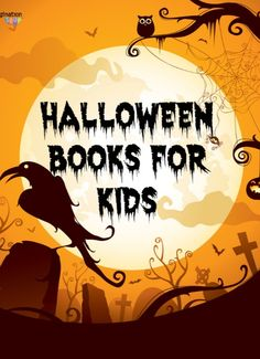 Halloween books for kids -- some scary, some not, all good