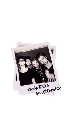 5sos Polaroid lockscreen