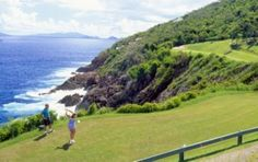 Golf holiday in Caribbean