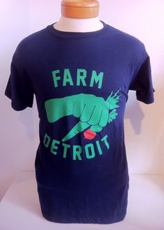 Farm Detroit Men's Shirt