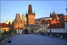 Cool places to visit in the Czech Republic