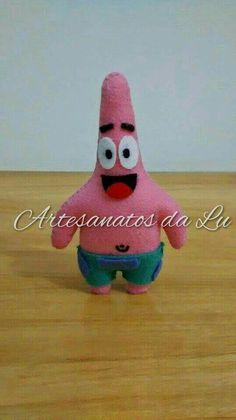 Boneco Patrick
