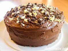 Chocolate Fudge Cake by Nigella | Det søte liv