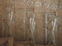 Persepolis, photography: Erdinç Bakla (2002)