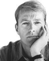Lee Child, author of the awesome Jack Reacher books