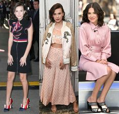 millie bobby brown stranger things outfits